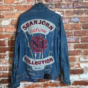 Sean John Jean Jacket US 3XL